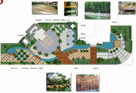 东部新城音乐广场景观设计-城市设计篇-案例经典